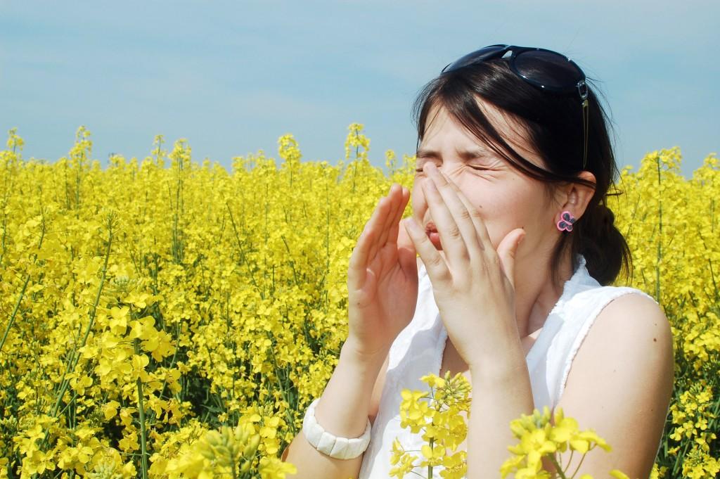 Corrección y Dieta Biológica para la Alergia Estacional.