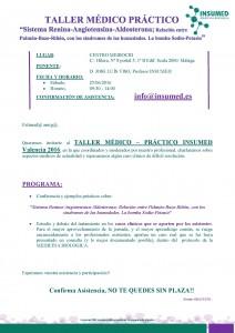 Taller Práctico Médico Málaga 25_06_2016